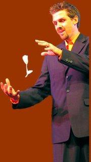 Ian Quick Magician